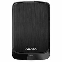 Внешний Жесткий диск HDD ADATA AHV320 2TB  AHV320-2TU31-CBK BLACK