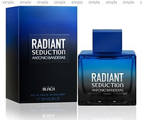 Antonio Banderas Radiant Seduction Black Men туалетная вода  (ОРИГИНАЛ)