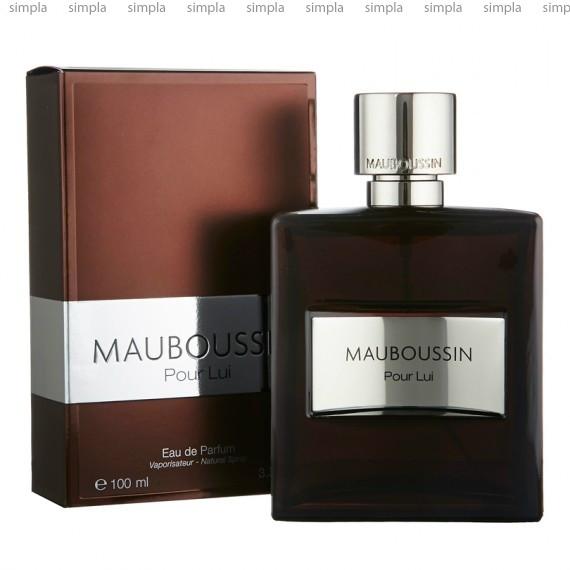 Mauboussin Pour Lui парфюмированная вода объем 100 мл (ОРИГИНАЛ)