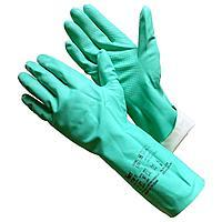 Перчатки химически стойкие нитриловые, Gward RNF15