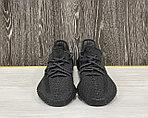 "Кроссовки Adidas Yeezy Boost 350 V2 ""Black Reflictive"", фото 3"