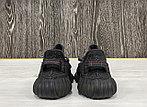 "Кроссовки Adidas Yeezy Boost 350 V2 ""Black Reflictive"", фото 4"
