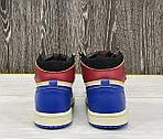 Баскетбольные кроссовки Nike Air Jordan 1 Union Los Angeles, фото 5
