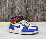 Баскетбольные кроссовки Nike Air Jordan 1 Union Los Angeles, фото 3