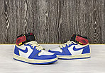 Баскетбольные кроссовки Nike Air Jordan 1 Union Los Angeles, фото 2