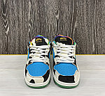 "Кроссовки Ben & Jerry's x Nike SB Dunk Low ""Chunky Dunky"", фото 5"