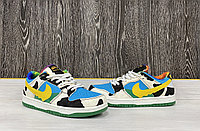 "Кроссовки Ben & Jerry's x Nike SB Dunk Low ""Chunky Dunky"""