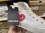 Кеды Converse X Comme Des Garcons Play, фото 6