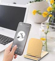 Компактный держатель для телефона (пластик), фото 1