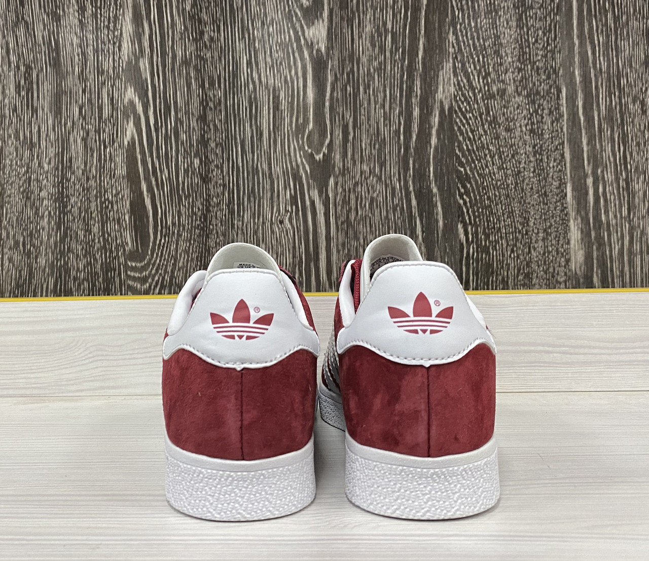 Кроссовки Adidas Gazelle (Vinous) - фото 5