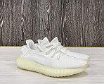 Кроссовки Adidas Yeezy Boost 350 V2 Full White, фото 2