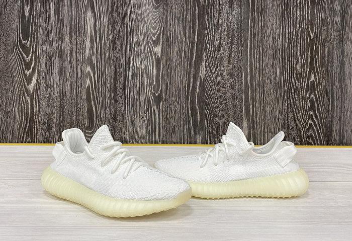 Кроссовки Adidas Yeezy Boost 350 V2 Full White 40