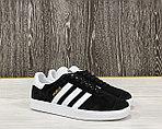 Кеды Adidas Gazelle (Black), фото 3