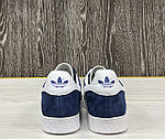 Кроссовки Adidas Gazelle(Dark Blue), фото 5