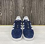 Кроссовки Adidas Gazelle(Dark Blue), фото 4