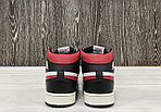 Баскетбольные кроссовки Air Jordan 1 Retro High 'Black Gym Red', фото 5