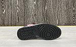 Баскетбольные кроссовки Air Jordan 1 Retro High 'Black Gym Red', фото 6