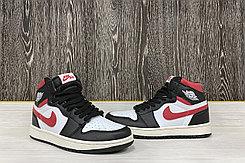 Баскетбольные кроссовки Air Jordan 1 Retro High 'Black Gym Red'