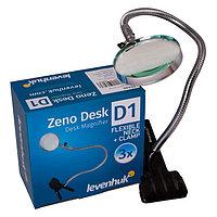Лупа настольная Levenhuk Zeno Desk D1