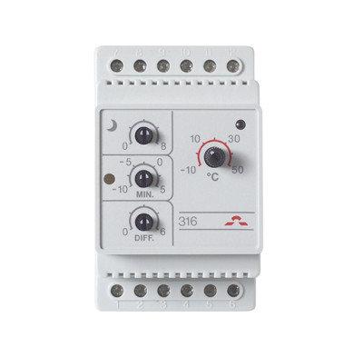 Терморегулятор Devireg 316, фото 2