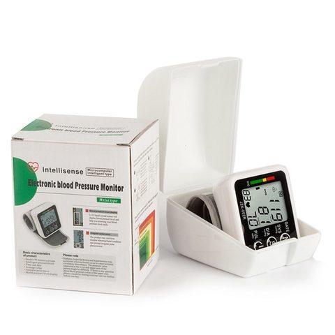 Тонометр осциллометрический цифровой автоматический JZIKI для измерения артериального давления и пульса (на - фото 8