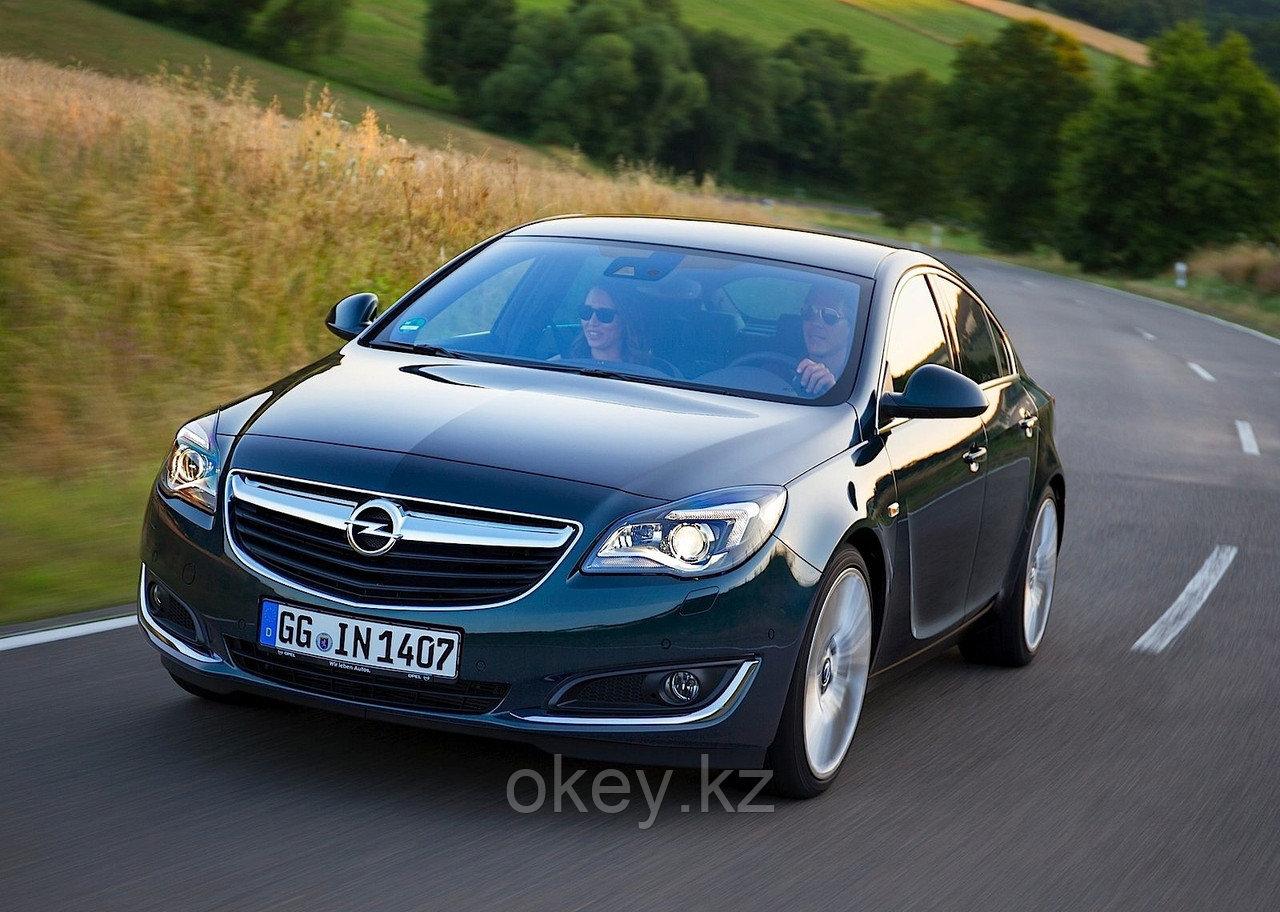 Тормозные колодки Kötl 1782KT для Opel Insignia I седан 1.4, 2011-2015 года выпуска.