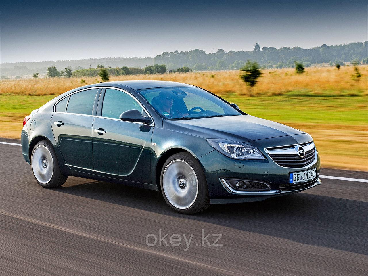 Тормозные колодки Kötl 1782KT для Opel Insignia I седан 2.0 Turbo 4x4, 2011-2015 года выпуска.