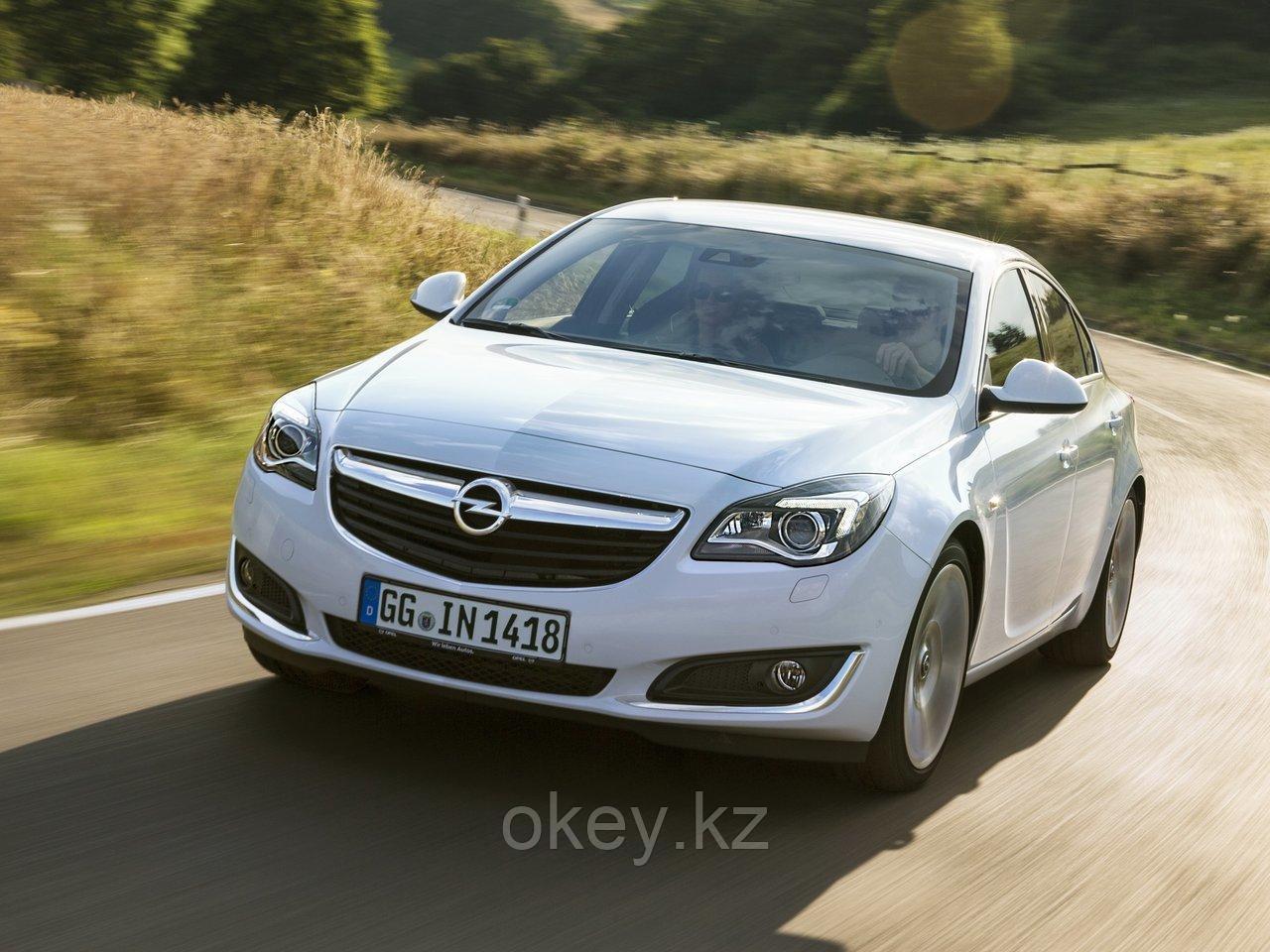 Тормозные колодки Kötl 1782KT для Opel Insignia I седан 1.4 LPG, 2012-2015 года выпуска.