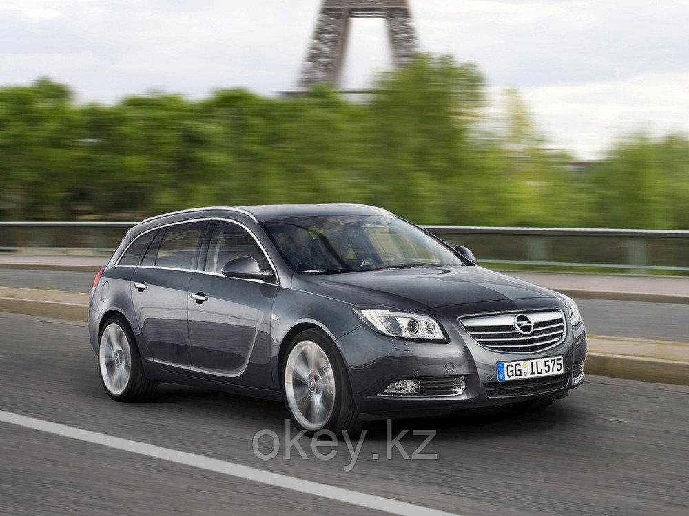 Тормозные колодки Kötl 1782KT для Opel Insignia I универсал 2.0 E85 Turbo, 2010-2015 года выпуска.