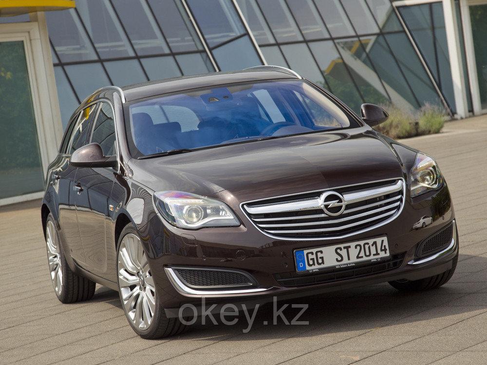 Тормозные колодки Kötl 1782KT для Opel Insignia I универсал 2.0 Turbo 4x4, 2011-2015 года выпуска.
