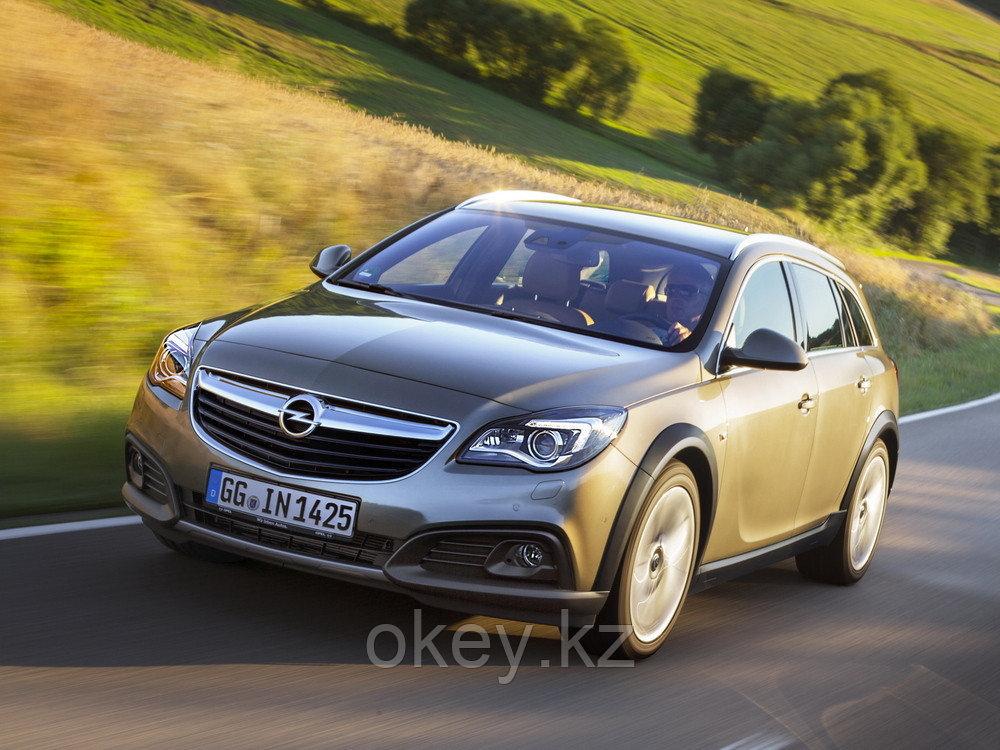 Тормозные колодки Kötl 1782KT для Opel Insignia I универсал 2.0 CDTi 4x4, 2014-2015 года выпуска.