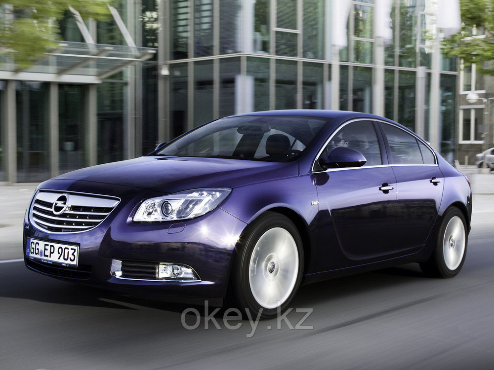 Тормозные колодки Kötl 1782KT для Opel Insignia I хэтчбек 1.8, 2008-2015 года выпуска.