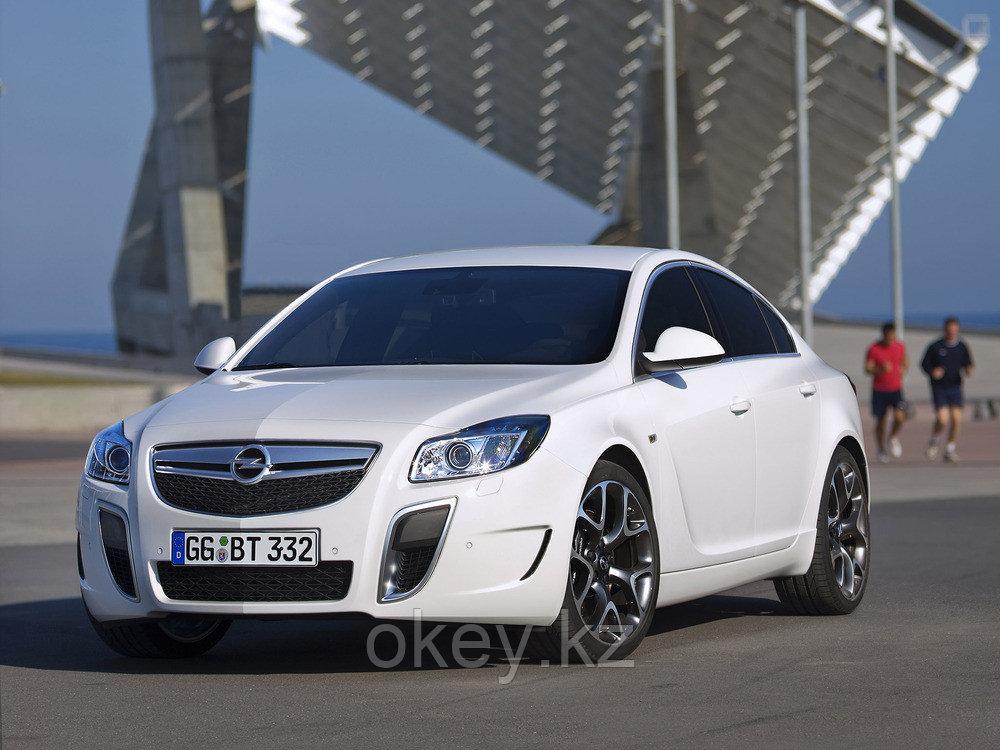 Тормозные колодки Kötl 1782KT для Opel Insignia I хэтчбек 2.8 V6 Turbo 4x4, 2008-2015 года выпуска.