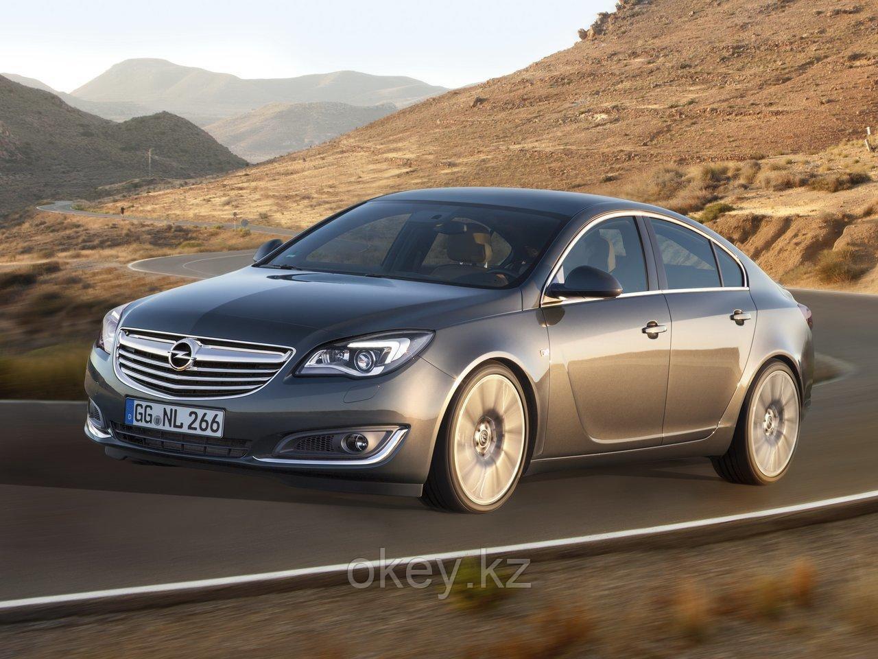 Тормозные колодки Kötl 1782KT для Opel Insignia I хэтчбек 1.6 CDTi, 2015-2017 года выпуска.