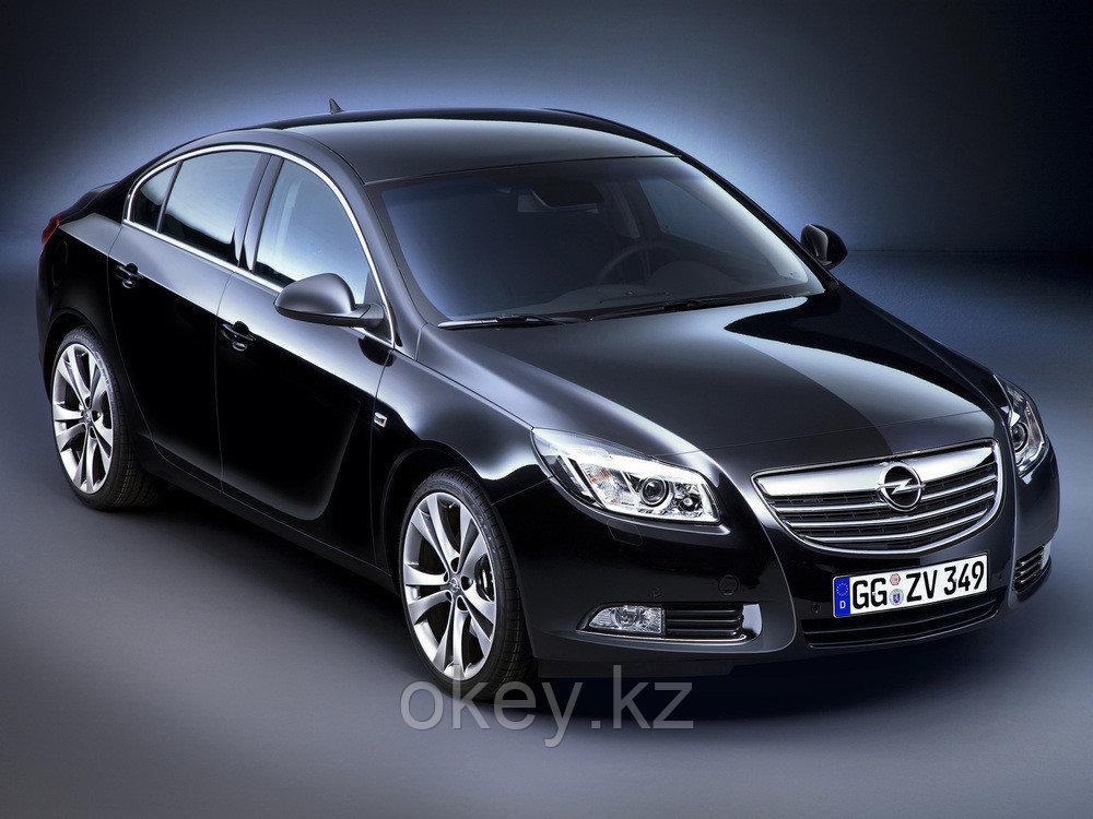 Тормозные колодки Kötl 1782KT для Opel Insignia I хэтчбек 1.4, 2011-2015 года выпуска.