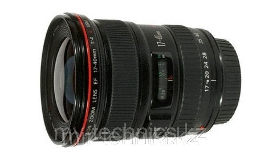 Объектив Canon EF 17-40mm f 4 L USM