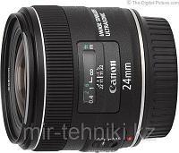 Объектив Canon 24mm f2.8 IS USM