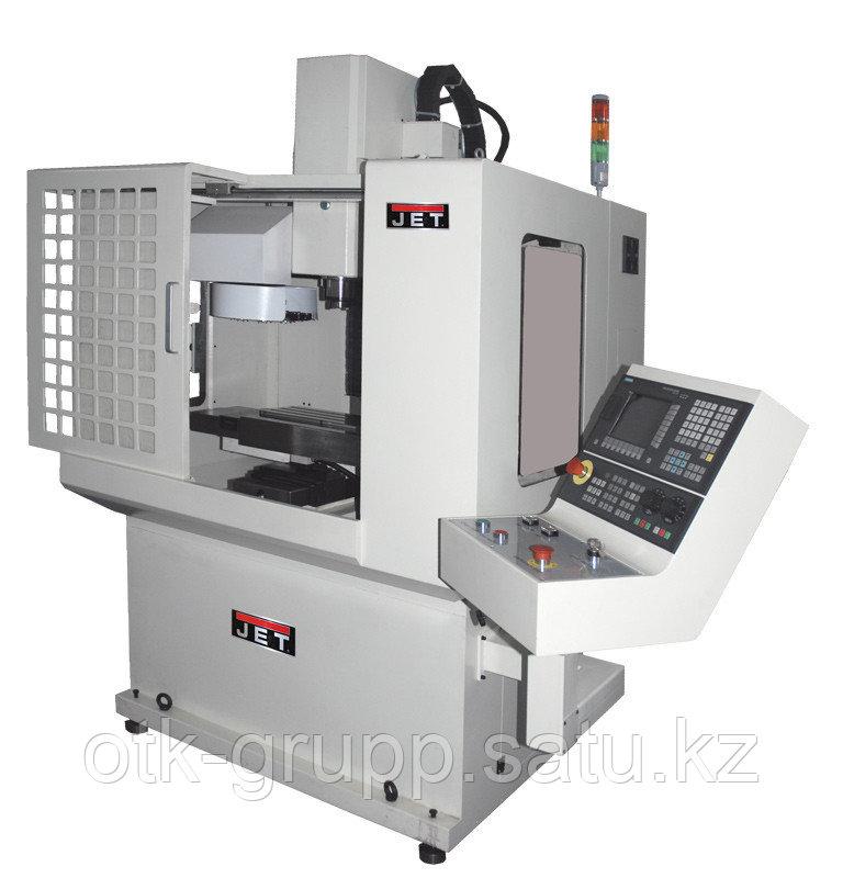 Фрезерный станок с ЧПУ JMD-10S CNC Siemens 808D (24000 об/мин), Jet
