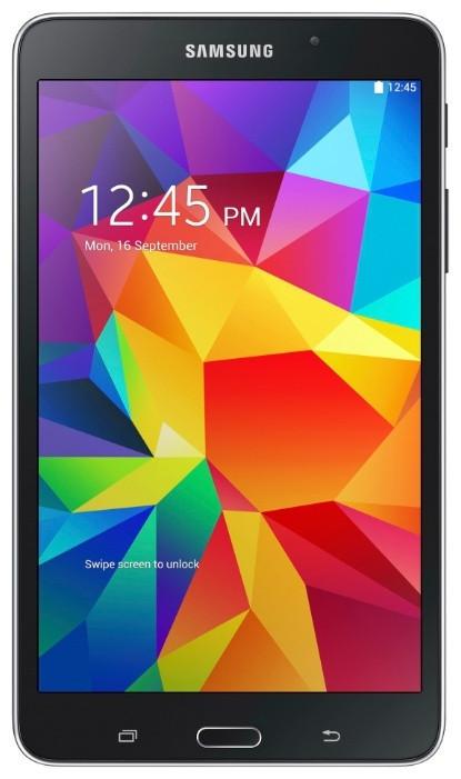 Планшет Samsung Galaxy Tab 4 7.0 SM-T285 LTE 8Gb Черный/белый