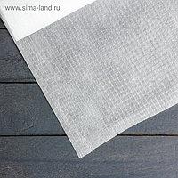 Материал укрывной, армированный, 10 × 3 м, плотность 80, водонепроницаемый, с УФ-стабилизатором, белый, «Агротекс»