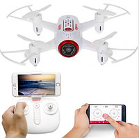 Квадрокоптер Syma X22W с барометром и камерой в онлайн режиме