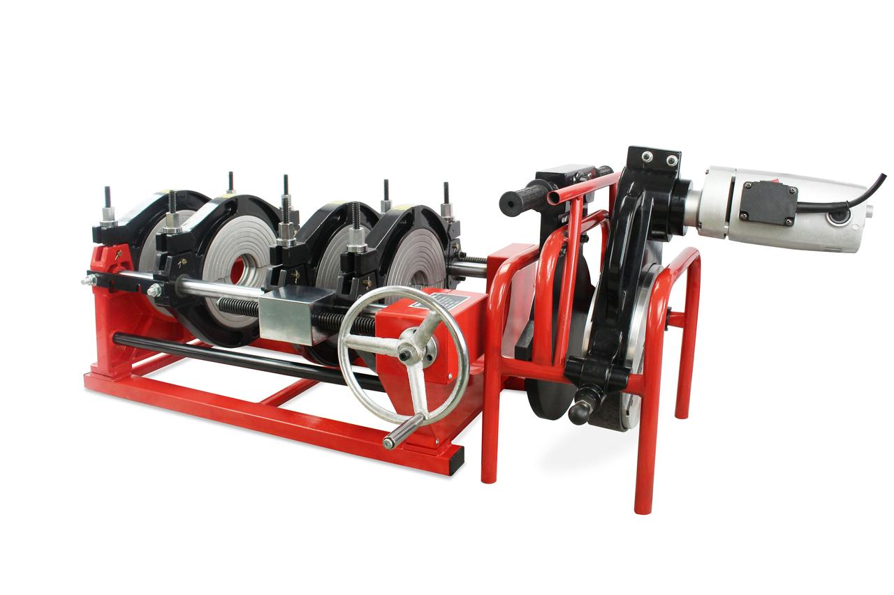 Аппарат для пайки пластиковых труб TW250-4МL от 90 до 250мм (полуавтомат)