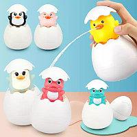 Яйцо-Лейка в виде Пингвина, Цыпленка или Дракончика на Ваш выбор!
