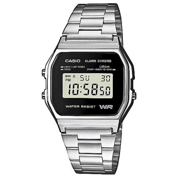 Электронные наручные часы Casio A-158WEA-1E. Оригинал 100%. Классика. Kaspi RED. Рассрочка
