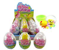 Сюрприз в яйце + Конфеты 15 гр / KIDSMANIA