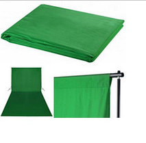 Зелёный фон (хромакей) 2.3 м × 2,3 м (для онлайн обучения), фото 3