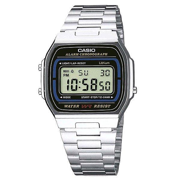 Электронные наручные часы Casio A164WA-1. Оригинал 100%. Классика.