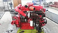 Двигатель на Doosan DL08
