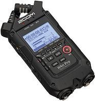 Многофункциональный портативный аудио рекордер на 4 дорожки, ZOOM H4n Pro