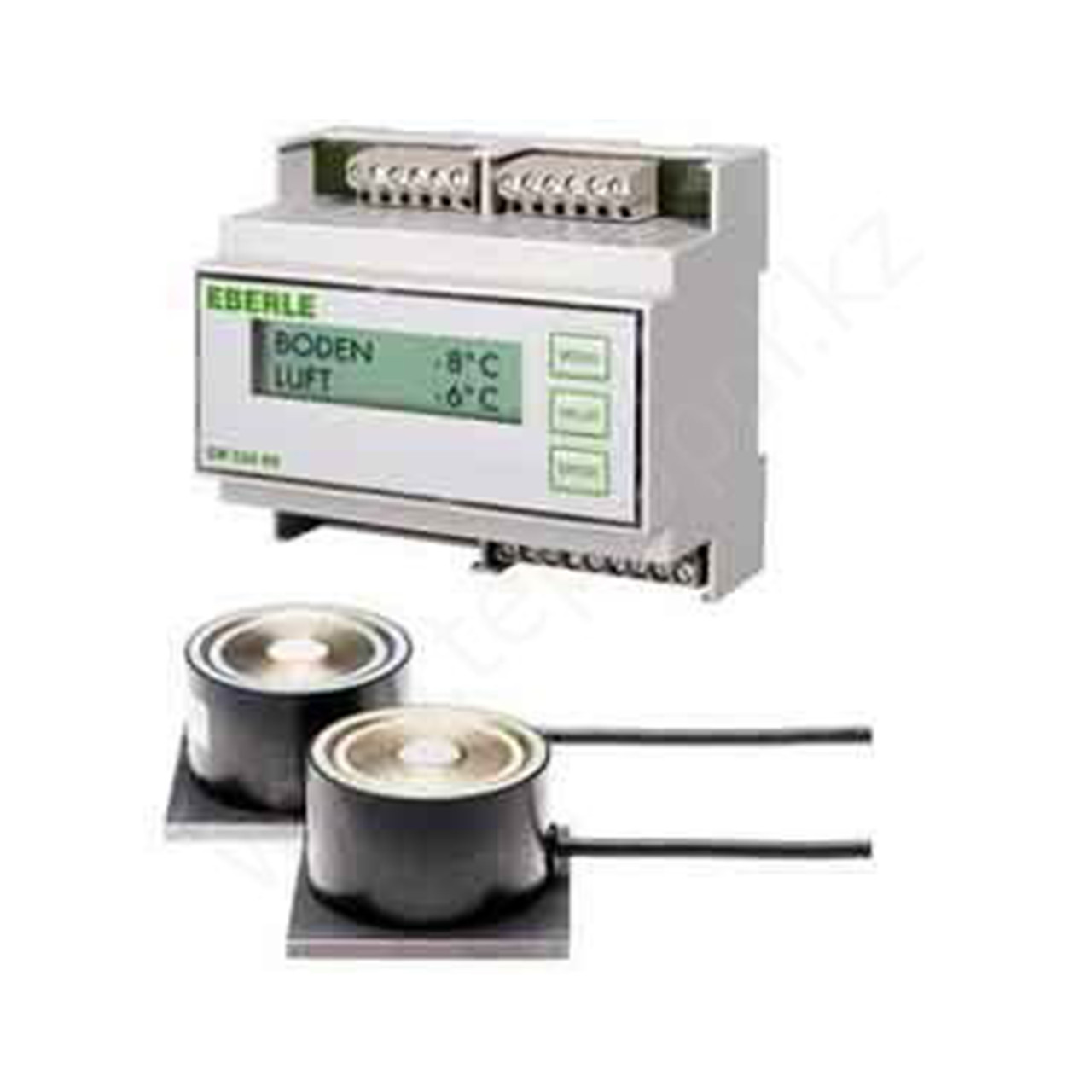 Терморегулятор EBERLE EM 524 89 ESD 001 и TFD 002